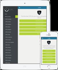 VPN on mobilephone